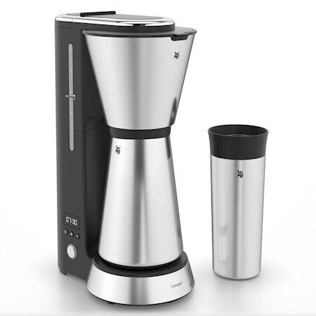 WMF KitchenMinis Kaffebryggare med Termos och To-Go-Mugg WMF