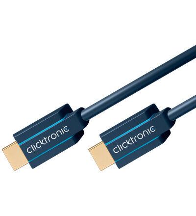 ClickTronic 1m HDMI kabel