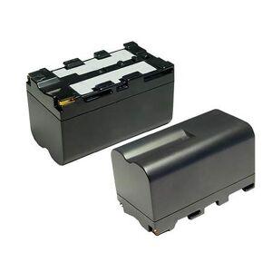 Sony CCD-TR818 TR840E TR845E Batteri till Kamera 7,2/7,4 Volt 4400 mAh