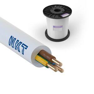 NKT EXQ XTRA Installationskabel 3G1.5 mm², 300/500V 300 m, bobin