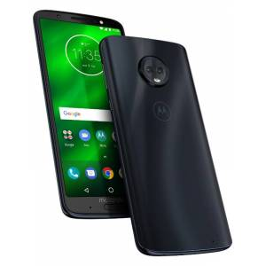 Motorola Moto G6 Plus 64GB - Deep Indigo
