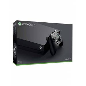 Microsoft Xbox One X - 1TB (Black Edition)