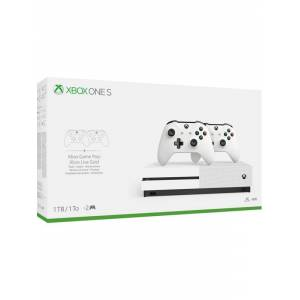 Microsoft Xbox One S - 1TB (Two-Controller Bundle)