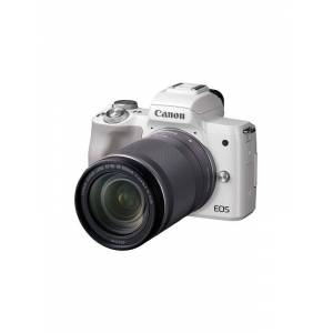 Canon EOS M50 18-150mm IS STM - White