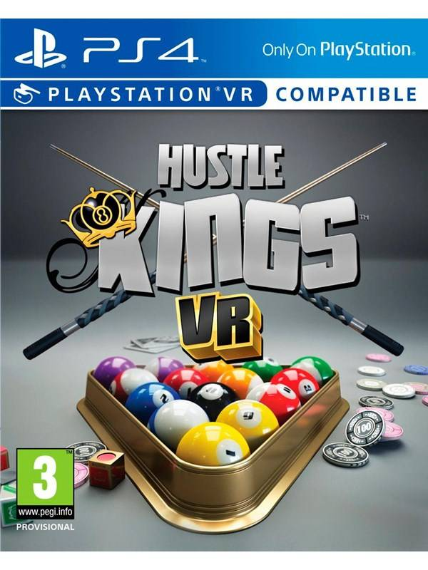 Sony Hustle Kings (VR) - Sony PlayStation 4 - Virtual Reality