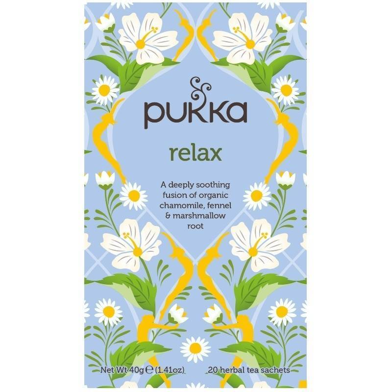 Pukka Relax Tea - Organic