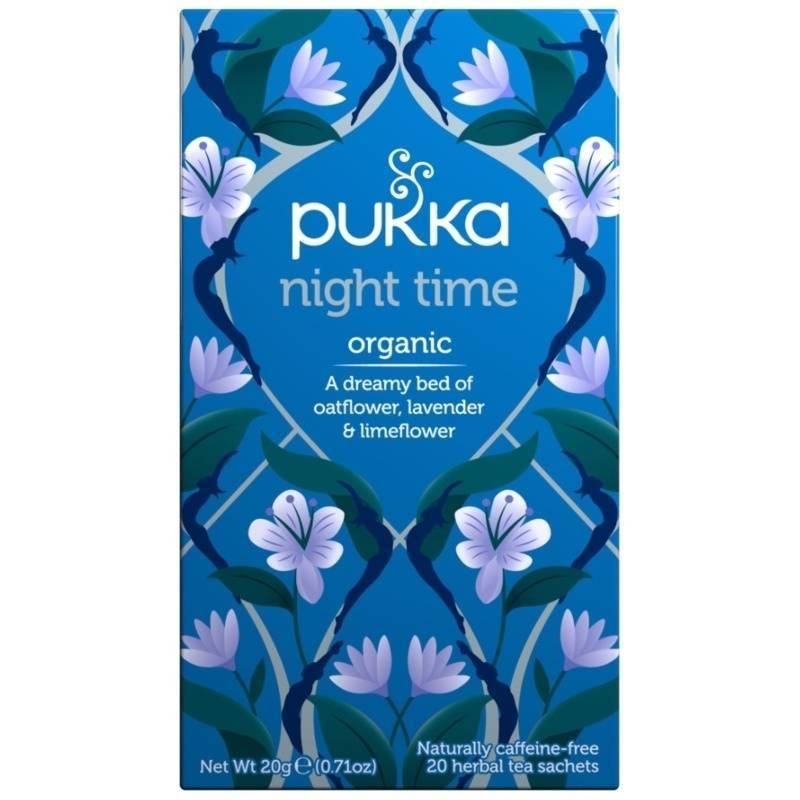 Pukka Night Time Tea - Organic