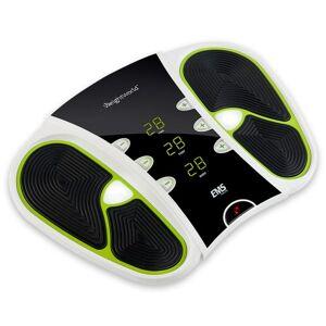 Circulator - Elektrisk fotmassageapparat - För dålig blodcirkulation i benen, svullna ben och kalla fötter - Två års garanti