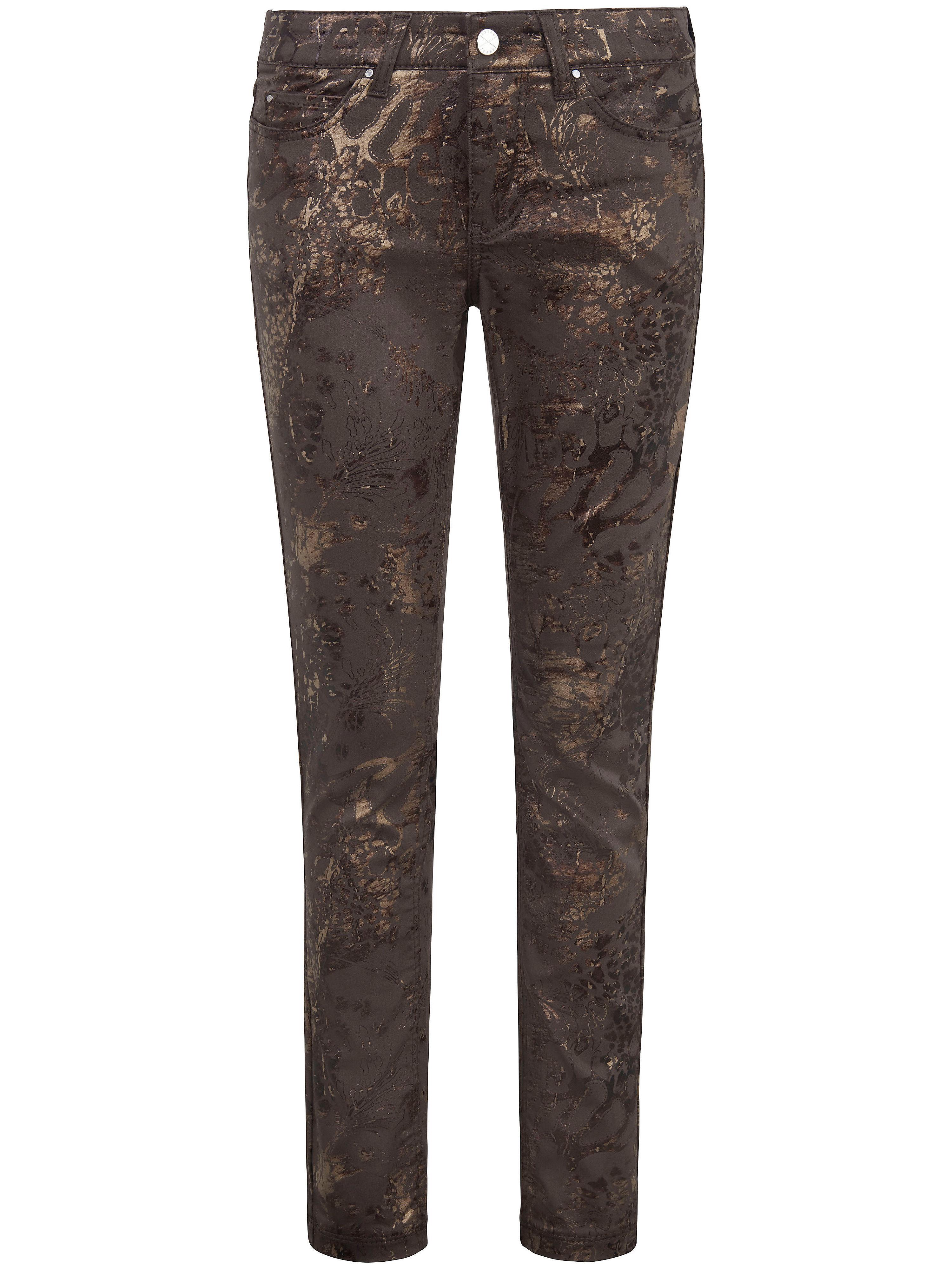 Mac Jeans Dream Skinny, tumlängs 28 inches från Mac brun