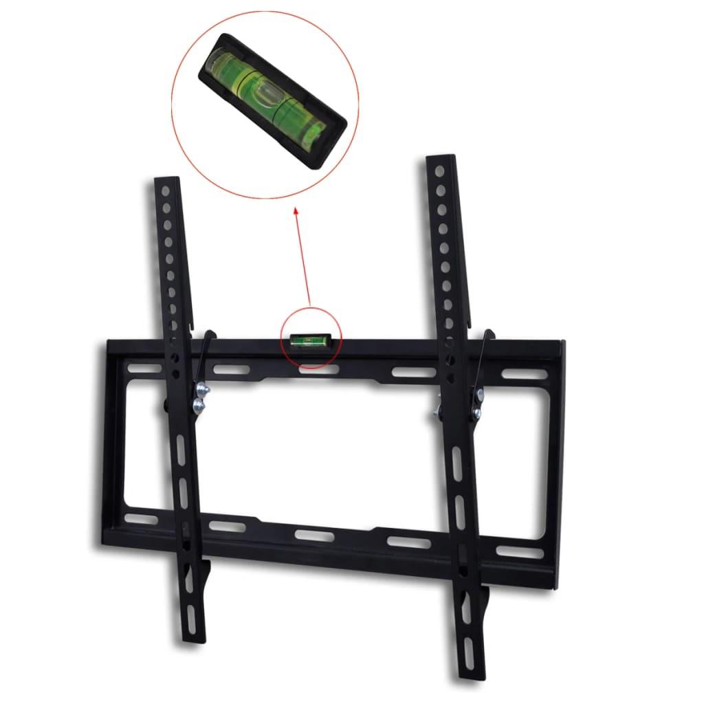 vidaXL Lutande väggmonterat TV-fäste 400 x 400 mm 23