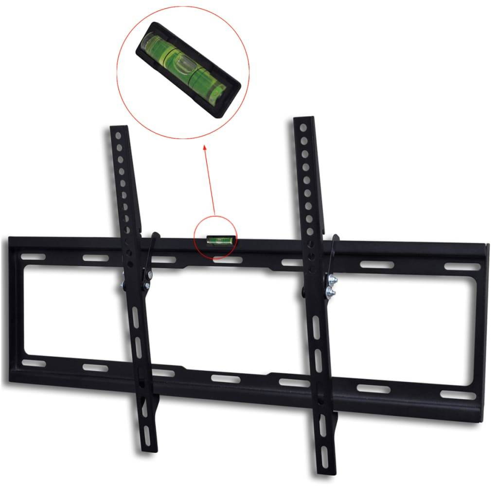 vidaXL Lutande väggmonterat TV-fäste 600 x 400 mm 32