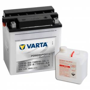 Varta Freshpack Batteri 12 V 11 Ah YB10L-A2