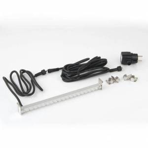 Ubbink LED-slinga med 20 LED-lampor 30 cm vit 1312115
