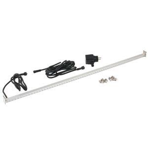 Ubbink LED-list med 62 LEDs 90 cm Vit 1312117