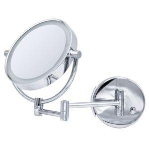 RIDDER Sminkspegel med LED Sadé