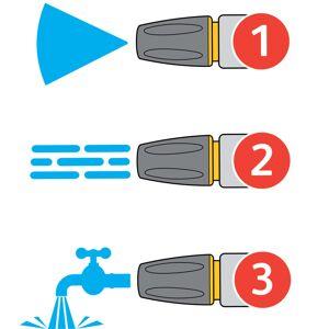 Hozelock Sprutpistol Ultramax Jet Spray