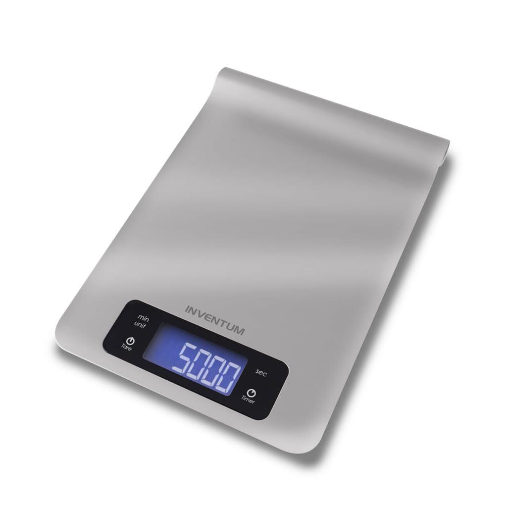 Inventum Köksvåg Silver 5 kg WS330