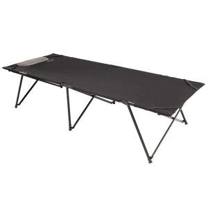 Outwell Campingsäng Posadas enkel XL svart stål 470330