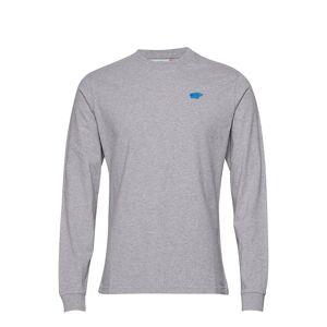 Karhu Air Cushion T-Shirt T-shirts Long-sleeved Grå Karhu