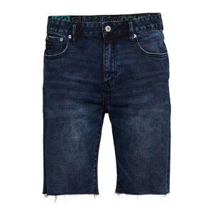 Superdry Tyler Slim Short Jeansshorts Denimshorts Blå Superdry