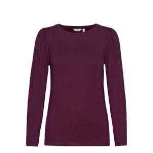 b.young Byronja Tshirt - T-shirts & Tops Long-sleeved Lila B.young