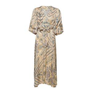 ODD MOLLY Radiant Dress Maxiklänning Festklänning Beige ODD MOLLY