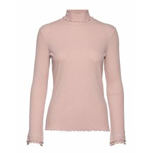 ODD MOLLY Decisionmaker L/S Top T-shirts & Tops Long-sleeved Rosa ODD MOLLY