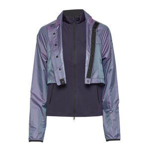 Reebok Performance Osr Nr Convert Jacket Outerwear Sport Jackets Lila Reebok Performance