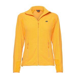 Skogstad RøDa Fleece Jacket Sweat-shirts & Hoodies Fleeces & Midlayers Gul Skogstad