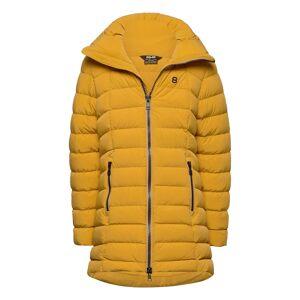 8848 Altitude Velvet Jr Coat Fodrad Jacka Gul 8848 Altitude