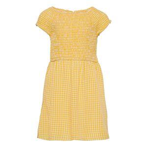 Abercrombie & Fitch Kids Girls Dresses Klänning Gul Abercrombie & Fitch