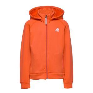 Didriksons Corin Kids Jkt 2 Outerwear Softshells Softshell Jackets Orange Didriksons
