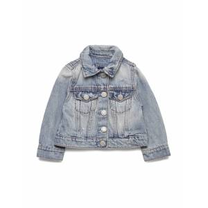 GAP Toddler Denim Jacket Outerwear Jackets & Coats Denim & Corduroy Blå GAP
