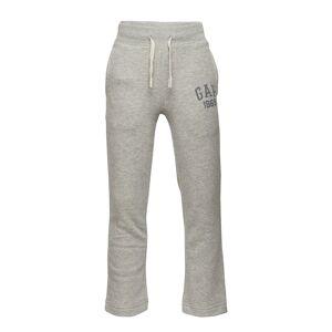 GAP Kids Gap Logo Pants In Fleece Sweatpants Mjukisbyxor Grå GAP
