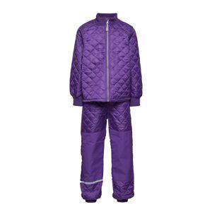 Mikk-Line Thermo Set - No Fleece Outerwear Thermo Outerwear Lila Mikk-Line