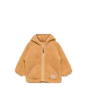 Mini A Ture Liff Jacket, M Outerwear Fleece Outerwear Fleece Jackets Gul Mini A Ture