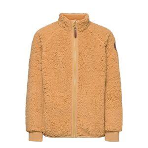 Mini A Ture Cedric Jacket, K Outerwear Fleece Outerwear Fleece Jackets Gul Mini A Ture