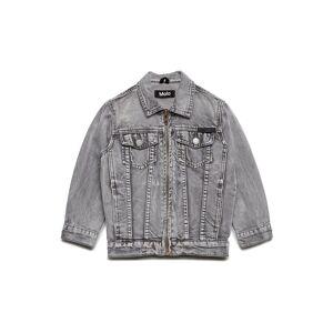 Molo Hansen Outerwear Jackets & Coats Denim & Corduroy Grå Molo
