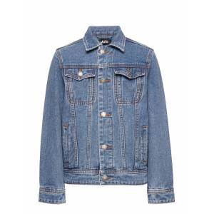 Molo Harald Outerwear Jackets & Coats Denim & Corduroy Blå Molo