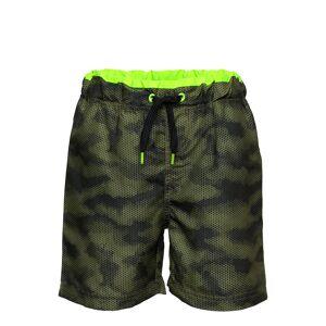 name it Nkmzapps Shorts Box Shorts Grön Name It