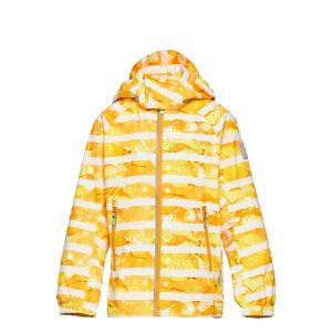 Reima Fasarby Outerwear Softshells Softshell Jackets Gul Reima