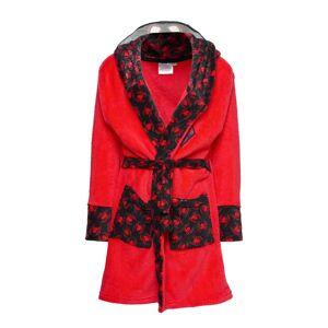 Marvel Dressing Gown Coral Morgonrock Badrock Röd Marvel