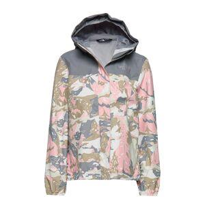 The North Face G Resolve Refl Jkt Outerwear Rainwear Jackets Multi/mönstrad The North Face