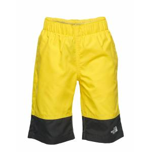 The North Face B Hi Cl 5 Wtr Shrt Shorts Gul The North Face
