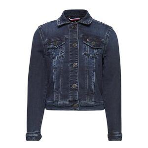 Tommy Hilfiger Trucker Girls Ebbst Outerwear Jackets & Coats Denim & Corduroy Blå Tommy Hilfiger