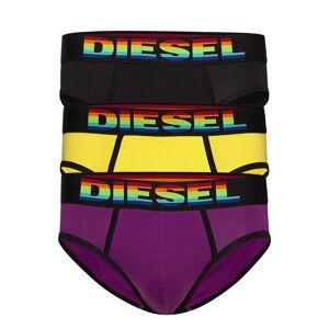 Diesel Men Umbr-Andrethreepack Slip 3pack Kalsonger Y-front Briefs Multi/mönstrad Diesel Men