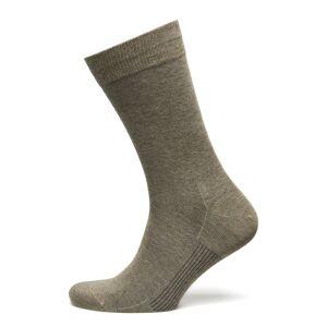 Egtved Socks Cotton Underwear Socks Regular Socks Beige Egtved