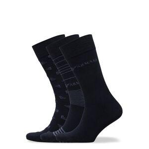 Giorgio Armani Socks Underwear Socks Regular Socks Multi/mönstrad Emporio Armani