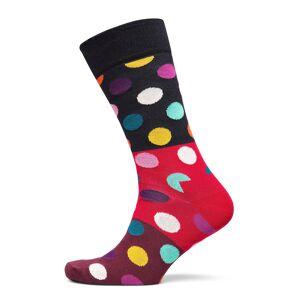 Happy Socks Big Dot Block Sock Underwear Socks Regular Socks Multi/mönstrad Happy Socks