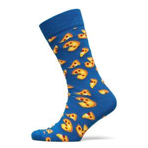 Happy Socks Pizza Sock Underwear Socks Regular Socks Multi/mönstrad Happy Socks